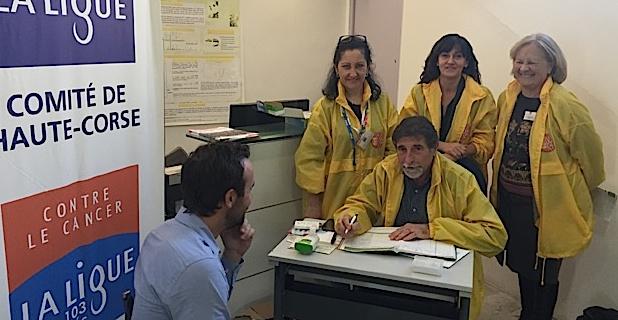 Le mois sans tabac se poursuit en Haute-Corse