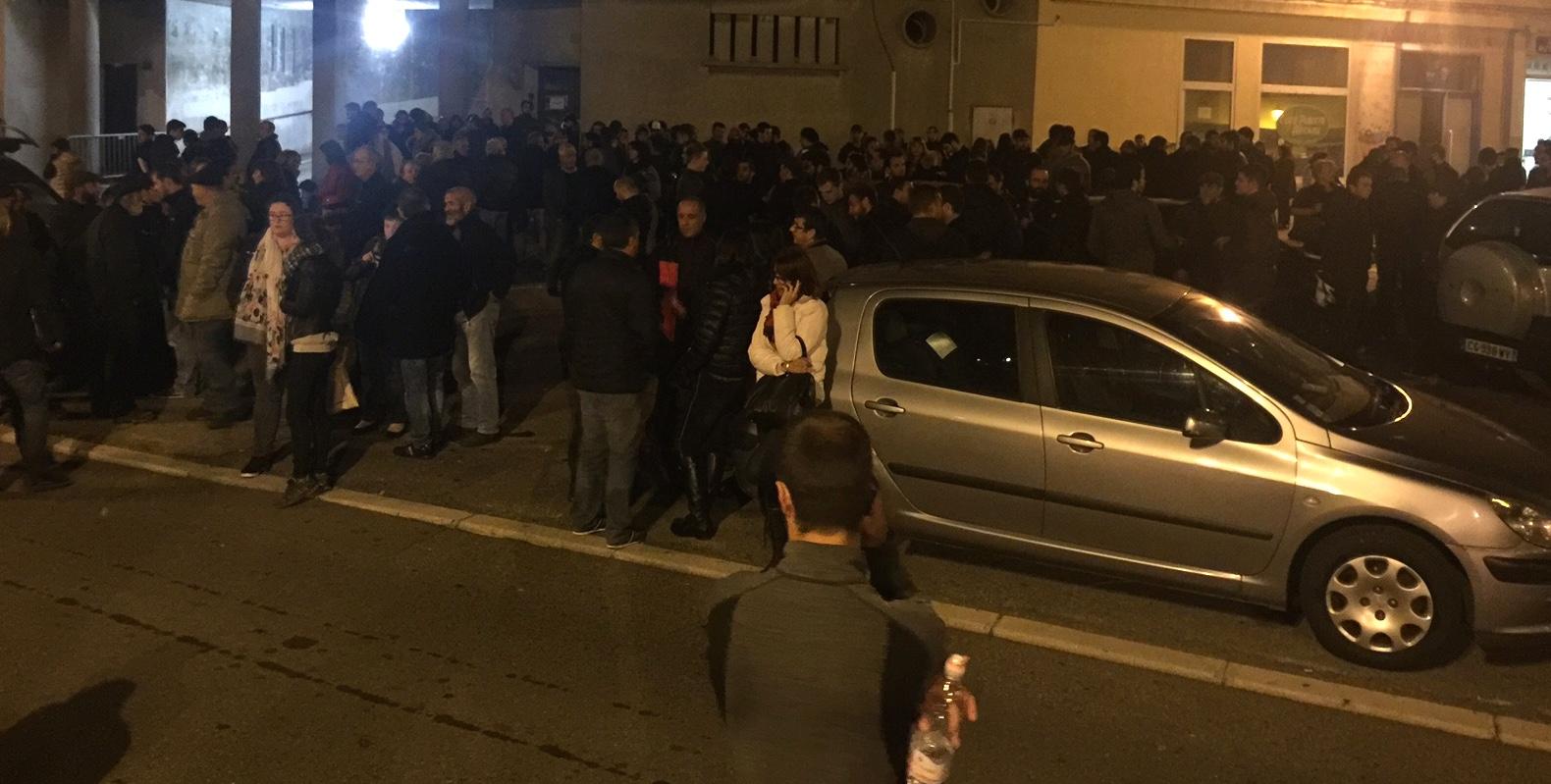 Interpellés de Bastia 1905 : Suspectés d'avoir préparé des engins explosifs en Février
