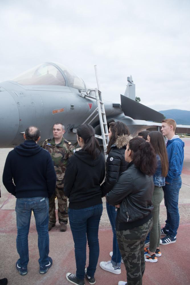 Un officier spécialiste de la maintenance aéronautique décrit avec précision les qualités du rafale (Photo AA).
