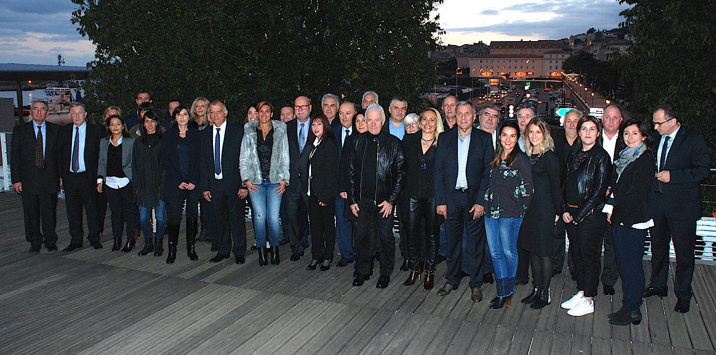 Jean Dominici est le nouveau président de la CCI de Bastia et de la Haute-Corse