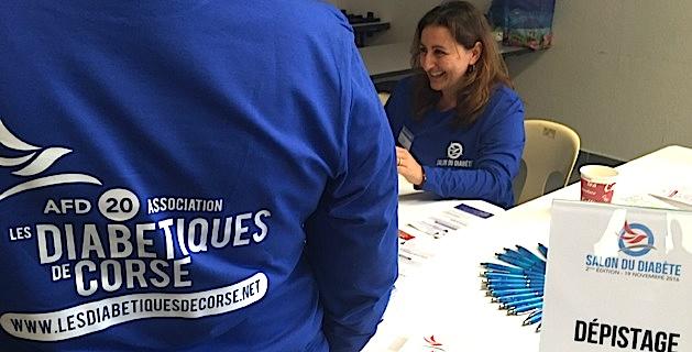 Diabète : Journée de dépistage à la salle des fêtes de Biguglia