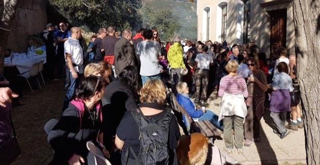 Un immense succès pour la 2e édition de la marche  di chjassi di à salute à Montegrossu