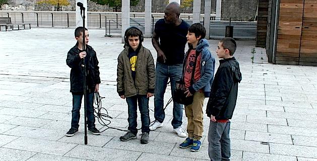 Bastia : Quand les enfants captent les sons….