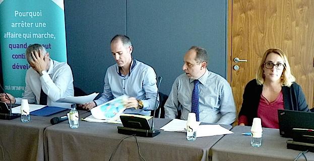 Transmission-reprise : Un nouveau dispositif de soutien pour les entreprises corses