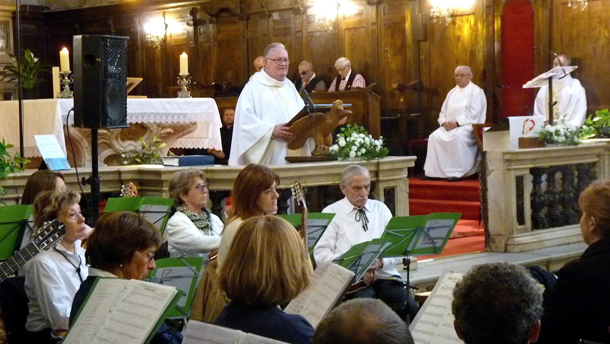 Ajaccio fête la Sainte-Cécile… et honore ses musiciens