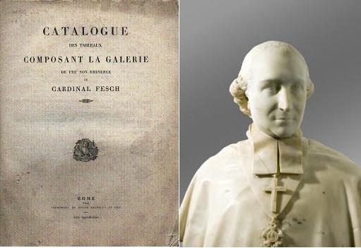 Journée d'étude sur la collection Fesch : Enigme autour du cardinal collectionneur et politique