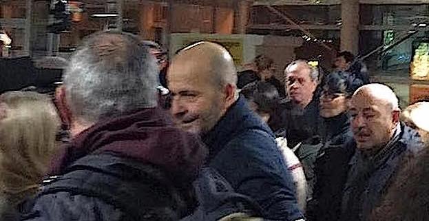 Nationalistes : Pierre Paoli, Saveriu Luciani, Cyril Garcia-Tomasi et Larenzu Susini de retour à Ajaccio