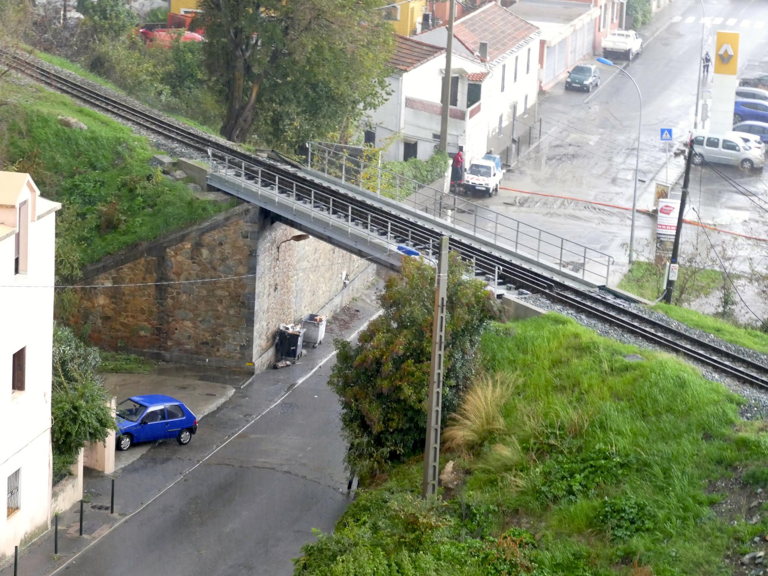 Intempéries : Circulation très difficile sur les routes de Haute-Corse
