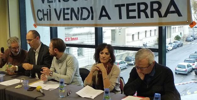 Après l'attentat qui a visé une dirigeante de l'association, « U Levante » s'indigne, mobilise et dépose plainte