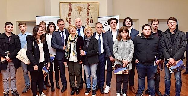Remise du «Premiu Andria Fazi»