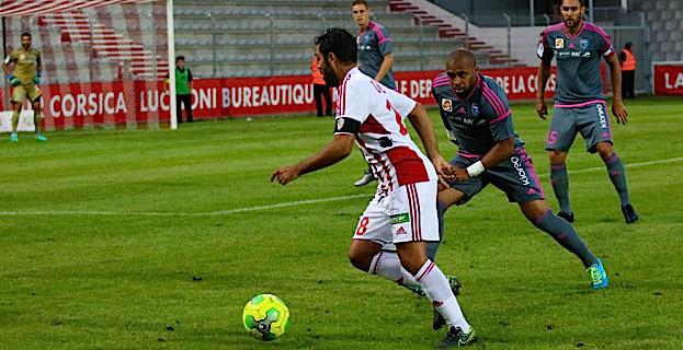 L'ACA ramène un point de Niort (1-1)
