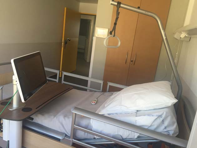 Santé : L'hôpital de Bastia inaugure sa nouvelle unité gériatrique