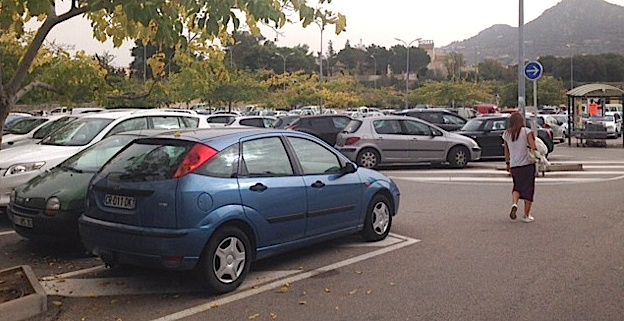 """Parkings de L'Ile-Rousse : Le collectif """"Per une cità viva"""" reçu par le maire"""