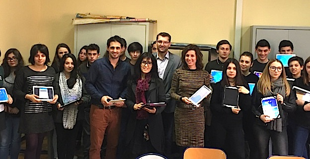 Ajaccio : Les lycéens du Fesch et la CAPA, ensemble pour la «ville durable et la biodiversité»