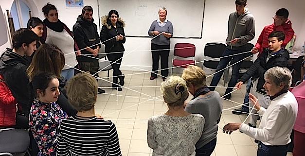 Bastia : Des rencontres intergénérationnelles pour tisser des liens