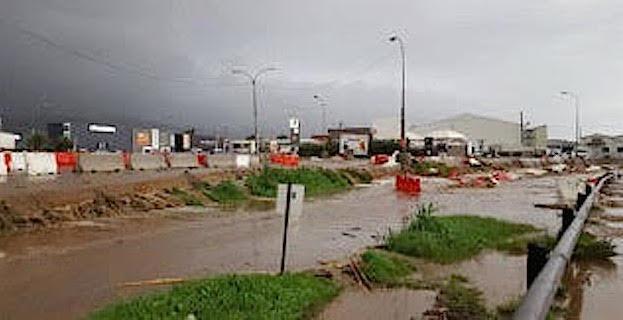 Intempéries : Le bureau de la CAB débloque un fonds d'urgence de 60 000€