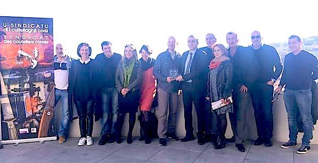 Bastia : Revaloriser la filière coutelière corse