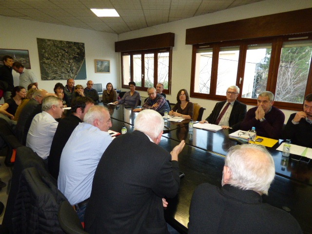 Une réunion qui en appellera d'autres notamment début janvier.