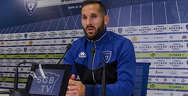 """Carton rouge contre Marange : Le Sporting dépose plaine pour """"faux"""""""