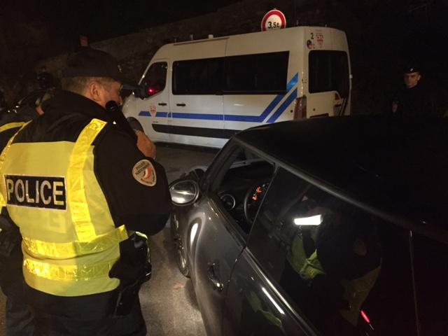 Haute-Corse : Des contrôles routiers très renforcés jusqu'à la fin des fêtes