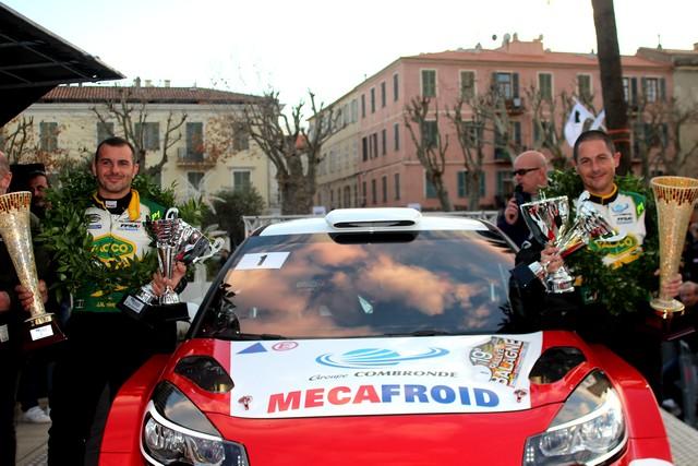 Au Rallye de Balagne Pascal Trojani est intouchable