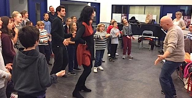 Bastia : Pinocchio, l'aventure théâtrale d'Orlando Forioso, à l'Alb'Oru