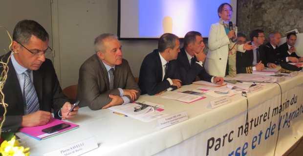 Gilles Simeoni, élu président du Parc naturel marin du Cap Corse et de l'Agriate