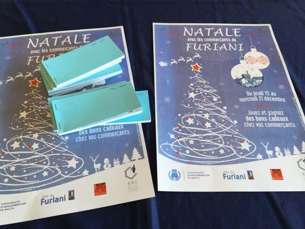 Furiani : Les commerçants lancent leur loterie de Noël