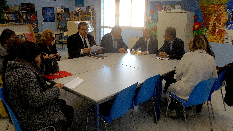 Ajaccio : L'Ecole des Jardins de l'Empereur vers d'autres perspectives