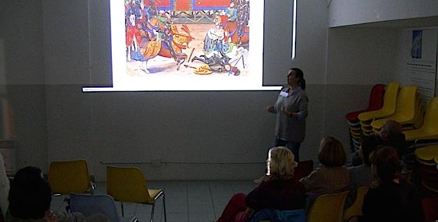 Bastia : Les citoyens à la découverte des armoiries de la ville