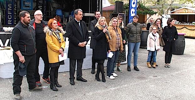 Bastia : Le marché de Noël est ouvert…