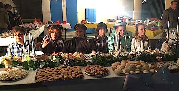 """"""" A Festa di l'invernu"""" : Les élèves de Cardu ont fêté Noël"""