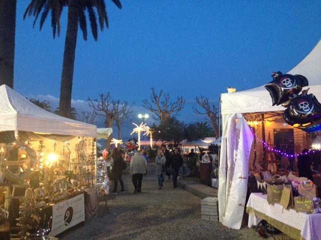 Le Marché de Noël de L'Ile-Rousse bat son plein