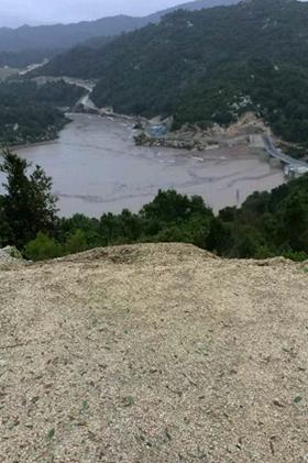 Intempéries : Inondations, routes coupées, réseau EDF affecté