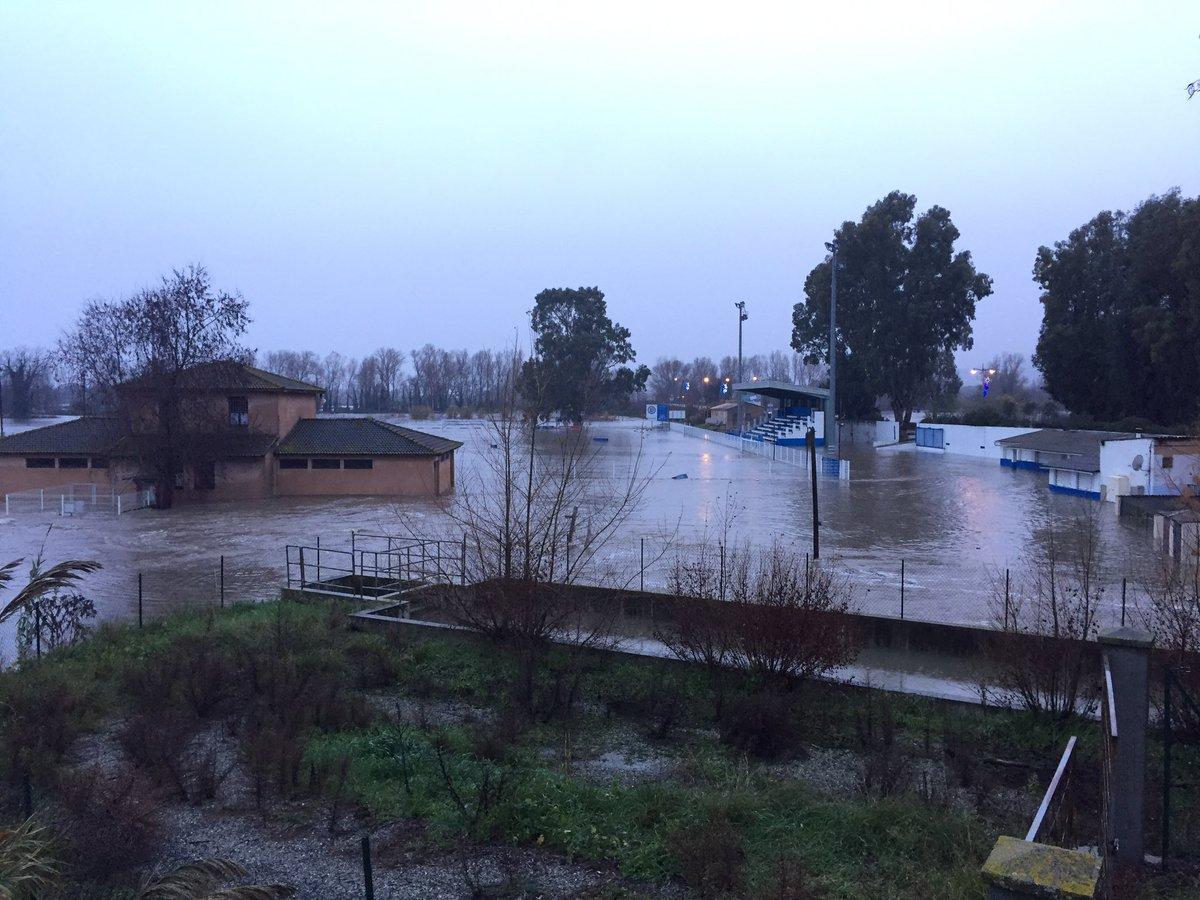 Le stade de Ghisonaccia (Angelo Santoni)