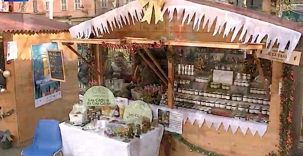 Le marché de Noël de Bastia : Encore 2 jours de festivités et un concert des Mantini