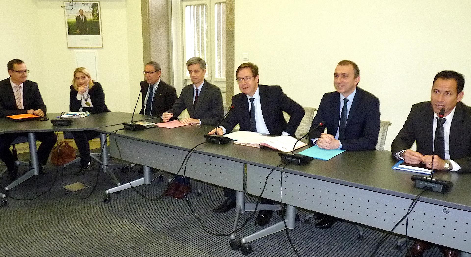 L'Etat et l'ADEC au secours des entreprises corses en difficulté : La cellule mise en place