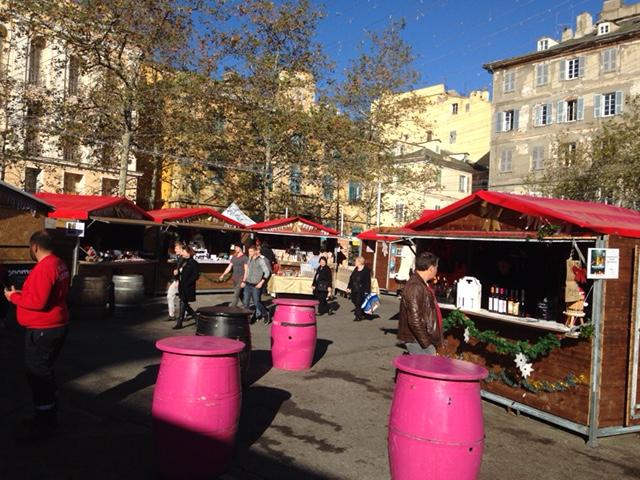 Marché de Noël de Bastia : Encore quelques heures