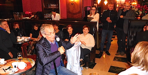 Café-philo de Bastia : L'amour brille et les couples se forment