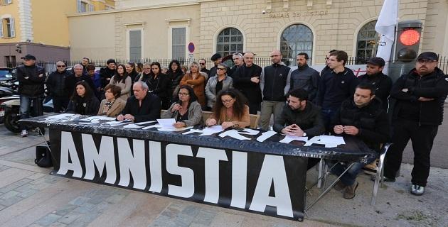 Associu Sulidarità : Appel à la mobilisation le 19 janvier en faveur des prisonniers politiques