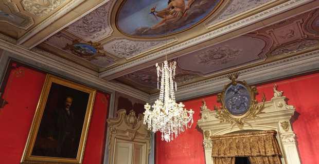 Les plafonds décorés
