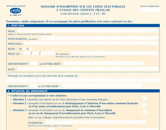 Listes électorales : 4110 électeurs à Calvi