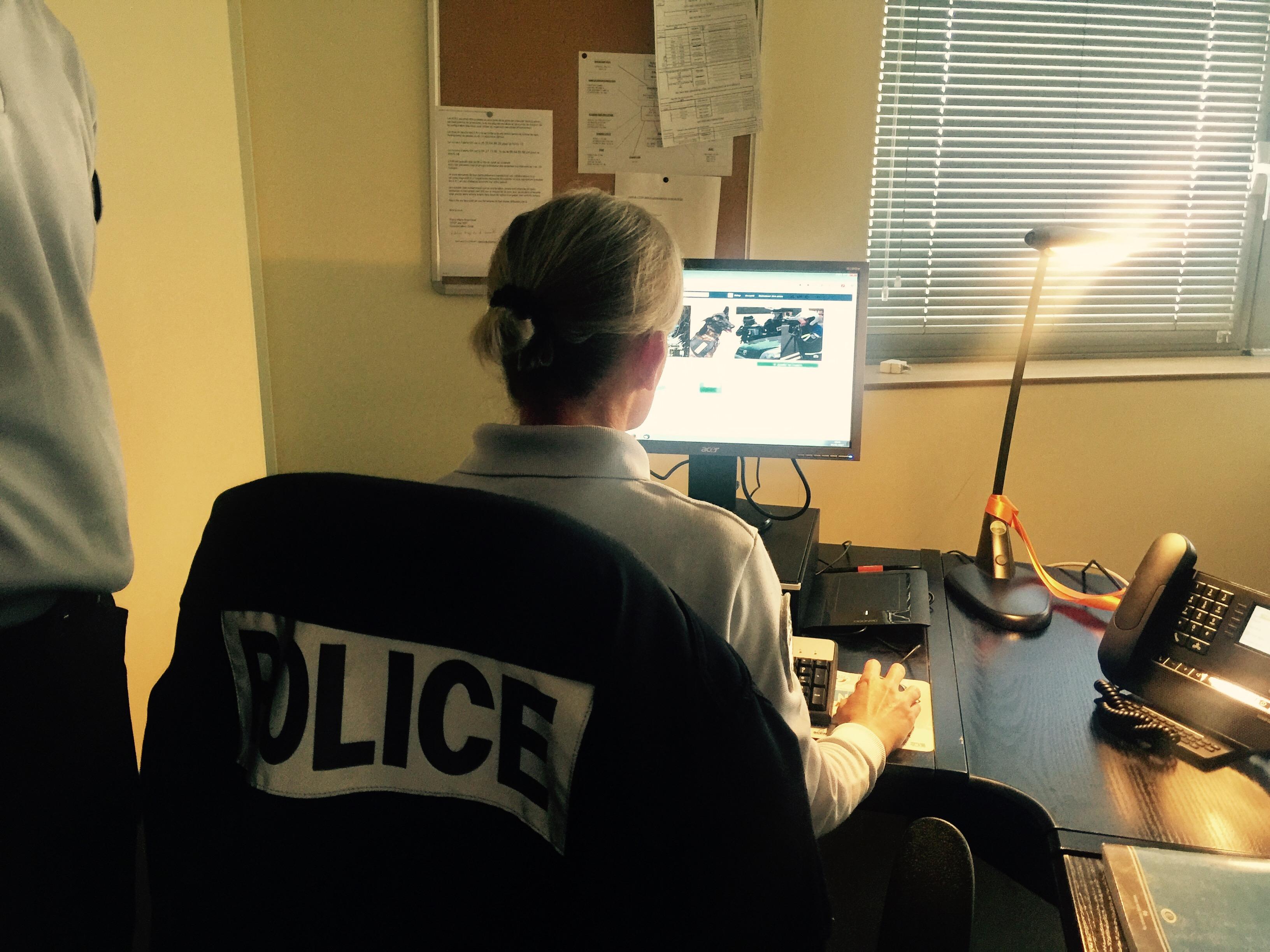 Bastia : La police lance sa page Facebook