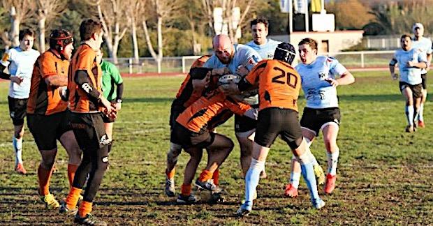 Rugby : Reprise victorieuse pour le RCA face à Menton
