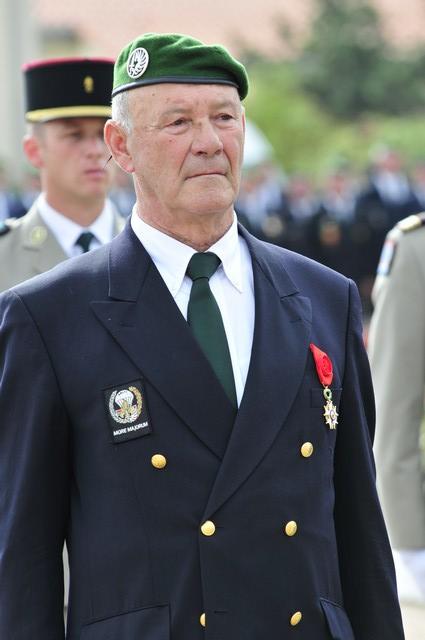 Felicetu : Le colonel (er) Lucien Thomas n'est plus
