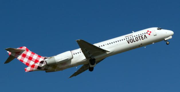 Transports aériens : Volotea renforce son positionnement vers la Corse