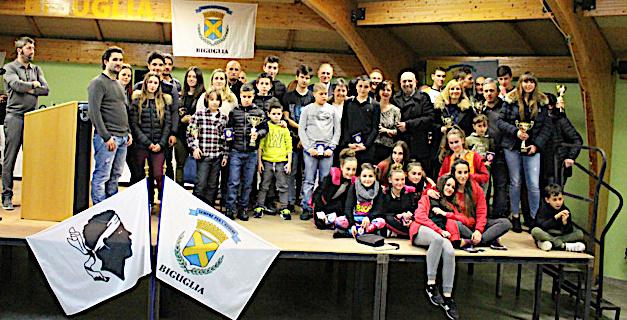 Quand Biguglia, ville sportive, fête ses champions !