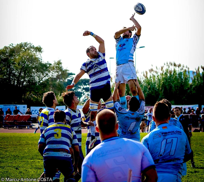 Rugby Promotion d'Honneur-Le RCA défait à Saint Gilles