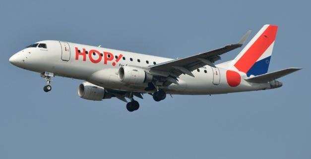Et Hop ! : Bretagne et Corse à portée d'ailes