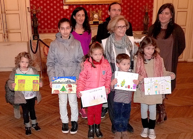 « Dessine ta ville » pour Natale in Aiacciu  : Les lauréats récompensés